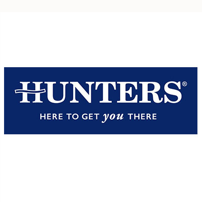 Hereford SEO for Hunters Estate Agents logo